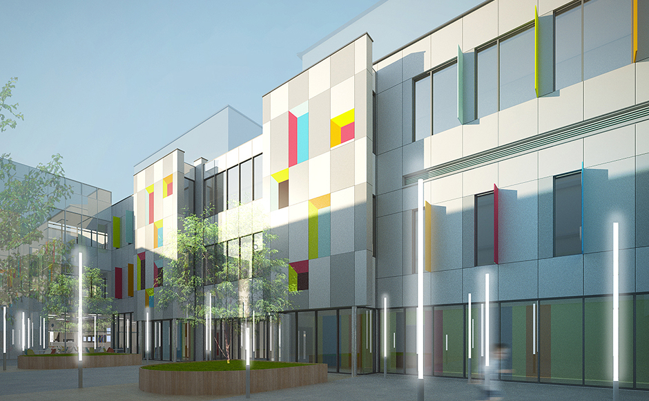 Sheffield Children's Hospital | Avanti Architects