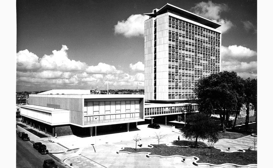 Plymouth Civic Centre Avanti Architects