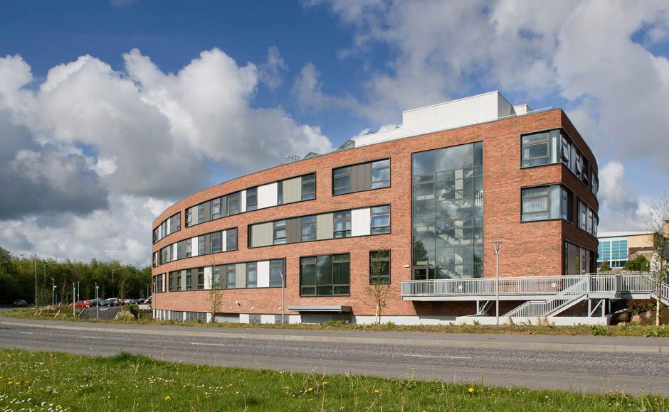 Portadown Health Amp Care Centre Avanti Architects