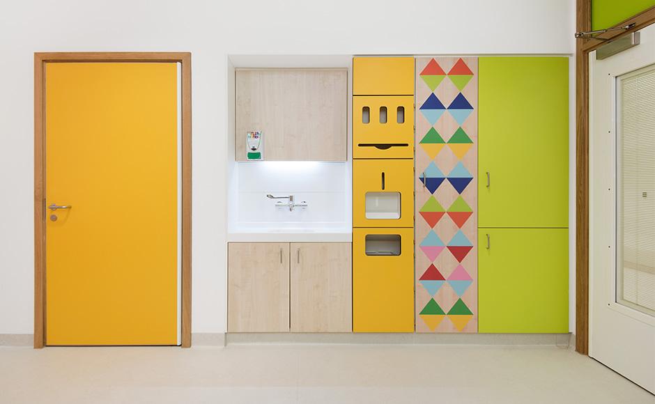 Sheffield Childrens Hospital Avanti Architects
