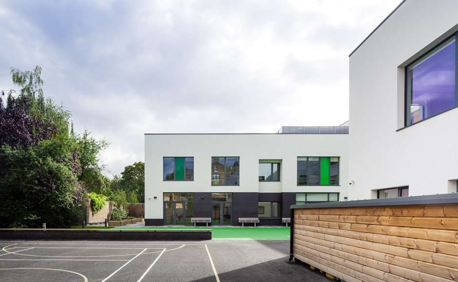 Beatrice Tate School Avanti Architects