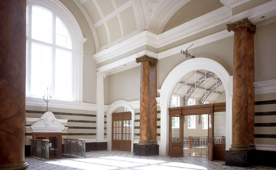 Ladbroke Hall Avanti Architects