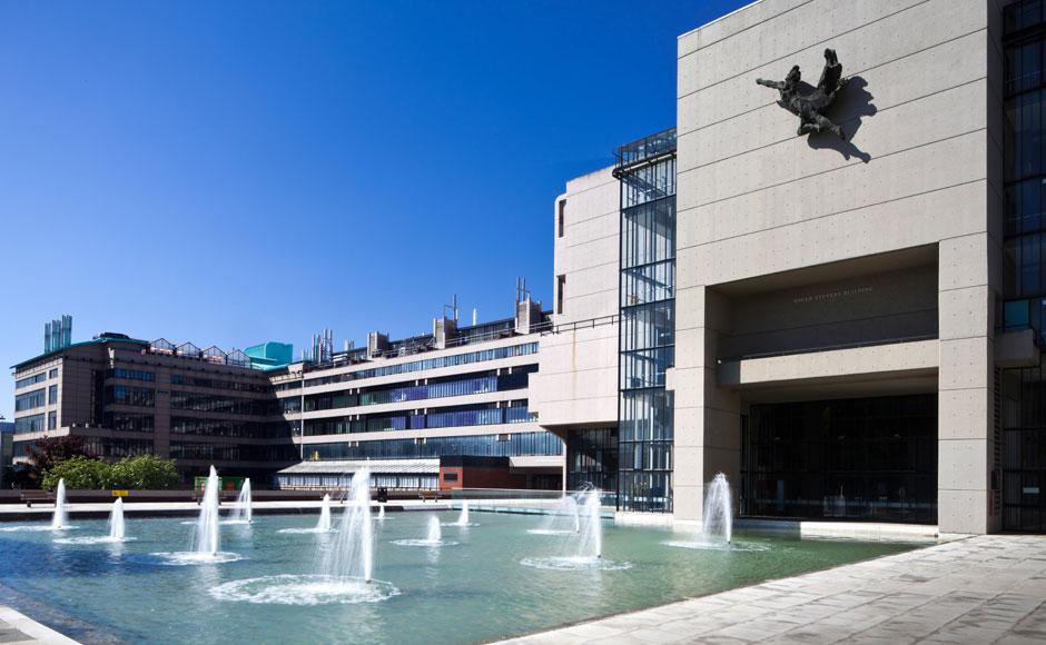 University Of Leeds Campus Avanti Architects