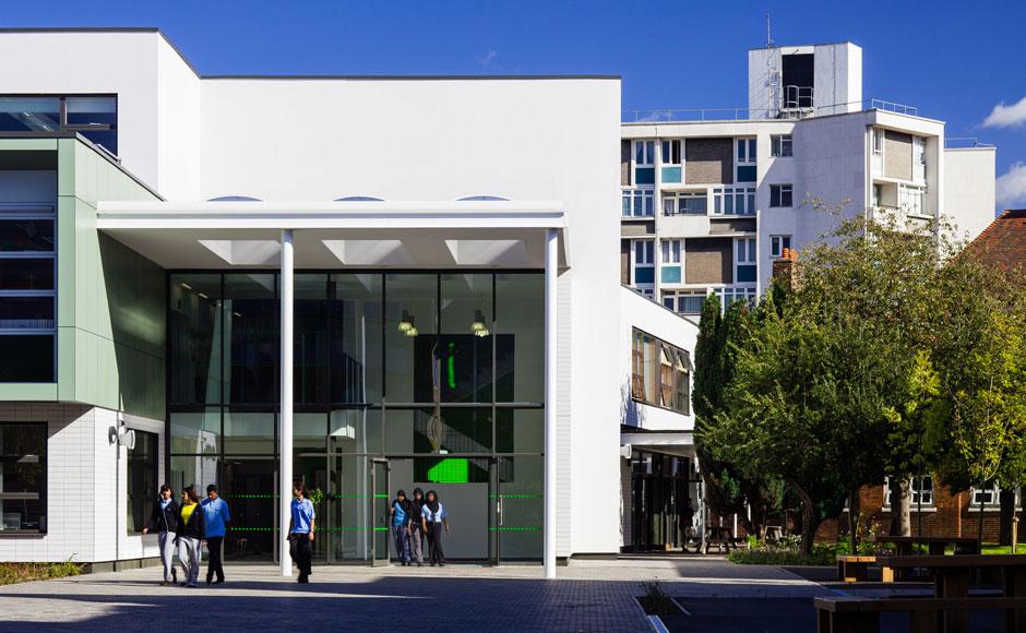Morpeth School Avanti Architects