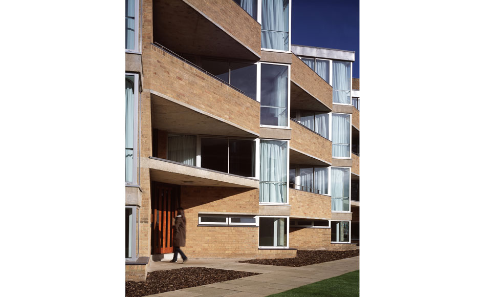 North Court Jesus College Avanti Architects