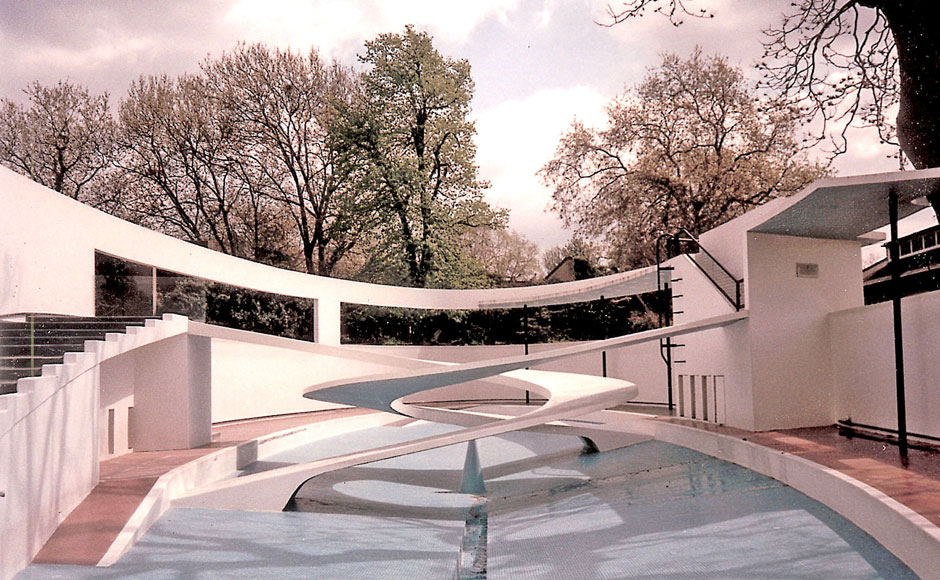 Penguin Pool London Zoo Avanti Architects