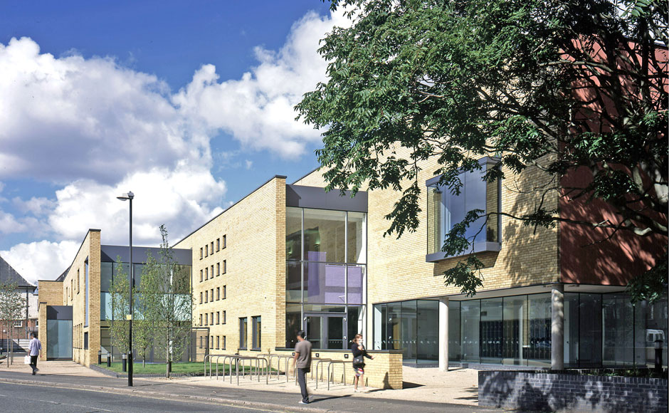 Southall Sports Centre Avanti Architects
