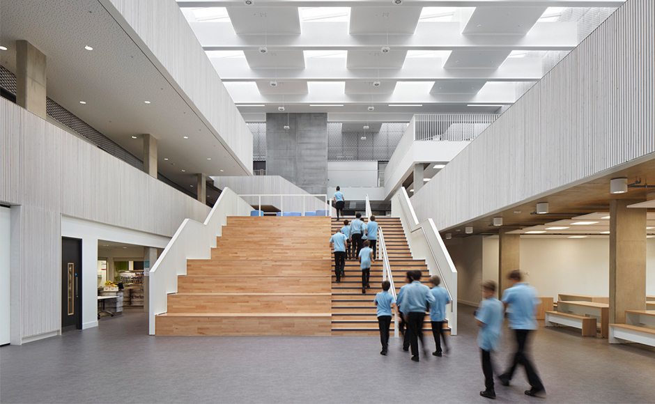 Trumpington Community College Avanti Architects