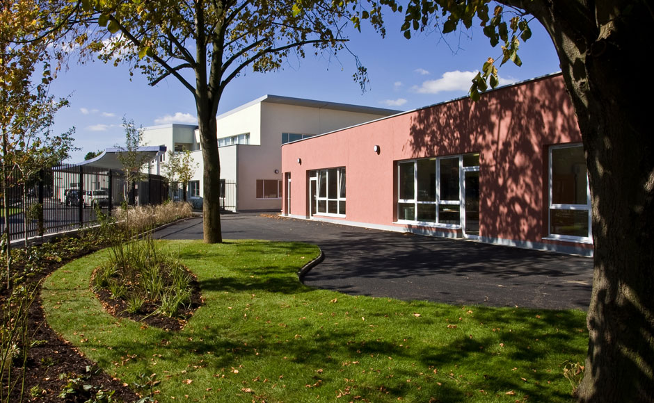 Greenvale Special Needs School Avanti Architects