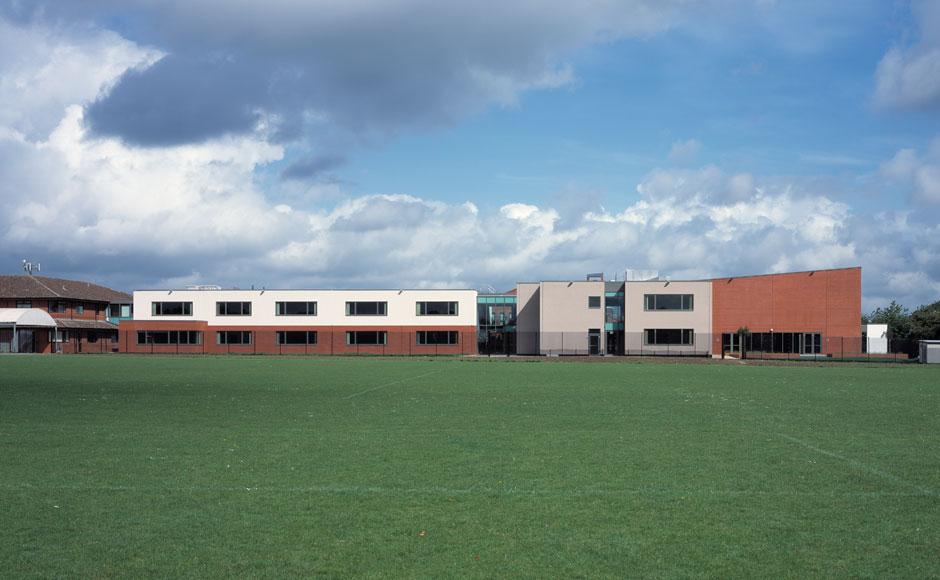 Ken Stimpson School   Avanti Architects