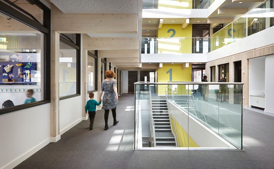 Mossbourne Riverside Academy Avanti Architects